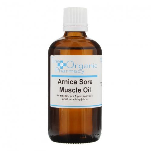 The Organic Pharmacy - The Organic Pharmacy Arnica Sore Muscle Oil 100ml
