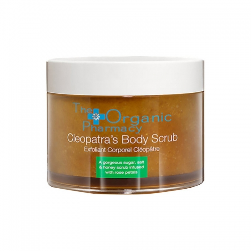 The Organic Pharmacy - The Organic Pharmacy Cleopatras Body Scrub 400gr