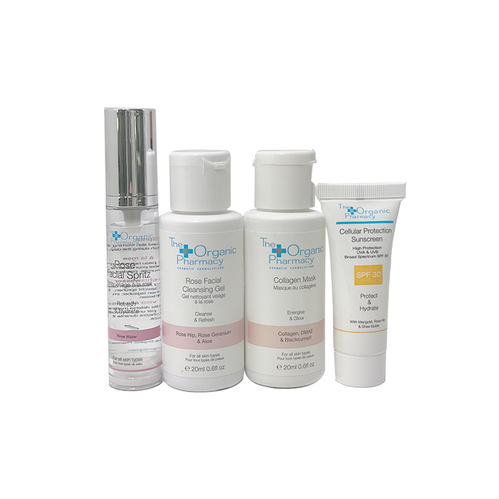 The Organic Pharmacy - The Organic Pharmacy Deluxe 4lü Set