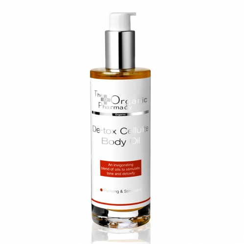 The Organic Pharmacy - The Organic Pharmacy Detox Cellulite Body Oil 100ml