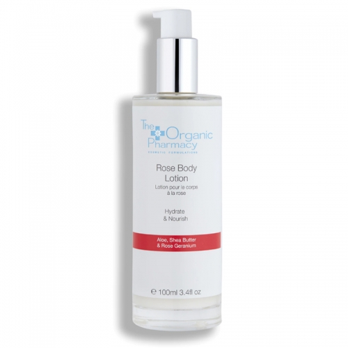 The Organic Pharmacy - The Organic Pharmacy Rose Body Lotion 100 ml