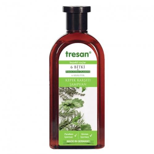 Tresan - Tresan 6 Bitki Kepek Karşıtı Şampuan 300 ml