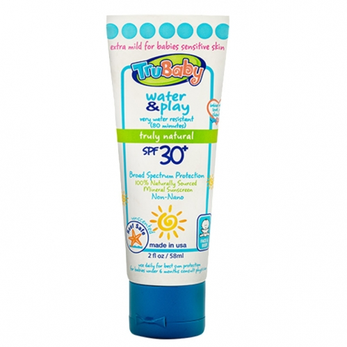 Trukid - Trukid Trubaby Water and Play Sunscreen Lotion Spf30 58ml