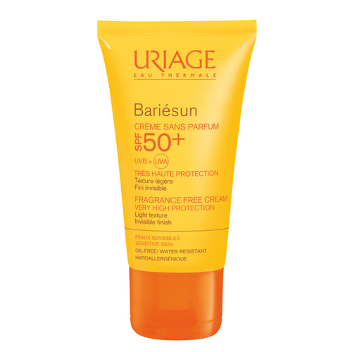 Uriage - Uriage Bariesun Fragrance-free Cream Spf50 50ml