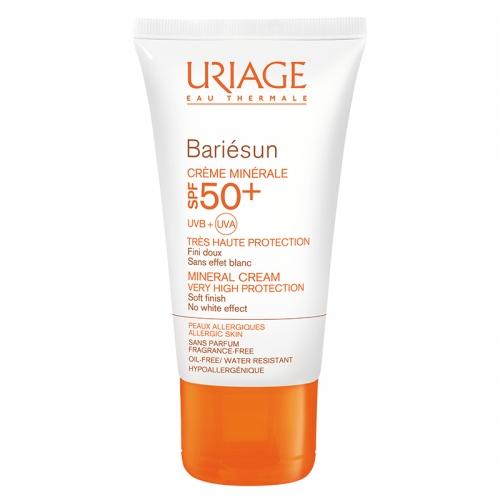 Uriage - Uriage Bariesun Spf50 Güneş Koruyucu Mineral Krem 50ml