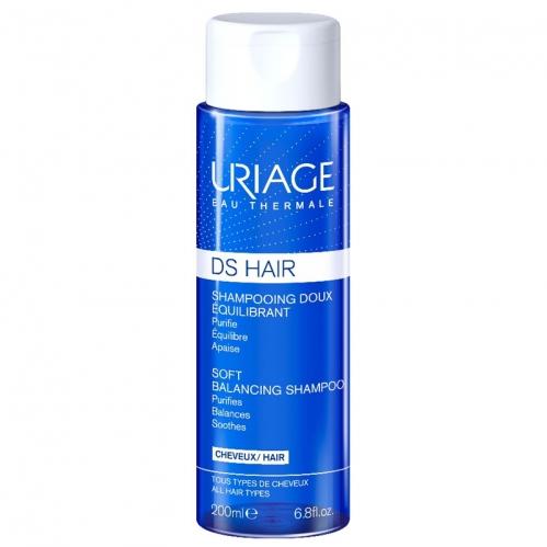 Uriage - Uriage DS Hair Soft Balancing Shampoo 200 ml
