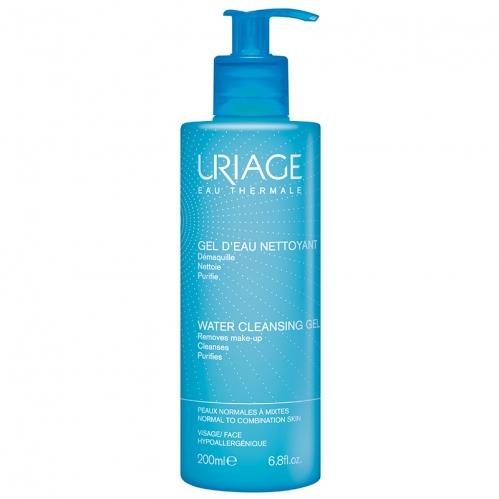 Uriage - Uriage Water Cleansing Gel 200ml