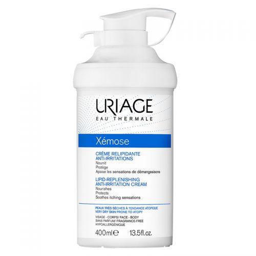 Uriage - Uriage Xemose Lipid-Replenishing Anti-Irritation Cream 400ml