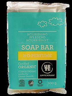 Urtekram - Urtekram Organik Parfüm İçermeyen Kalıp El Sabunu 100g
