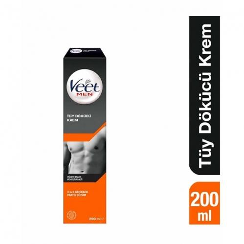 Veet - Veet Men Tüy Dökücü Krem 200 ml