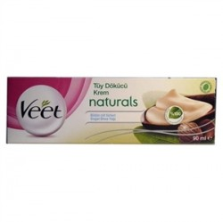 Veet - Veet Naturals Tüy Giderici Krem 90ml