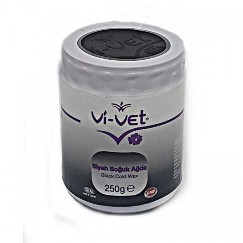 Vi-vet - Vi-vet Siyah Soğuk Ağda 250 ml