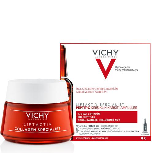 Vichy - Vichy Kırışıklık Karşıtı Bakım Seti