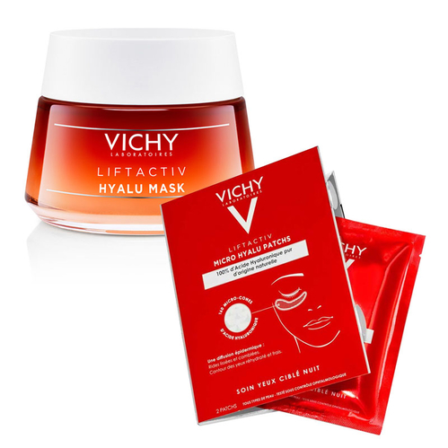 Vichy - Vichy Liftactiv Hyalu Maske SETİ