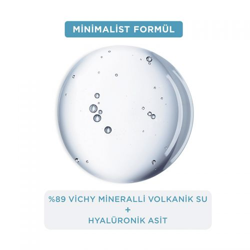 Vichy Mineral 89 Mineralizing Water + Hyaluronic Acid 30 ml Serum