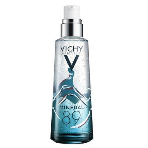 Vichy - Vichy Mineral 89 Mineralizing Water + Hyaluronic Acid 75 ml Serum