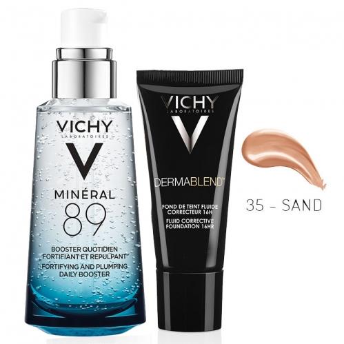 Vichy - Vichy Nemlen ve Güzelleş Seti 35 Sand