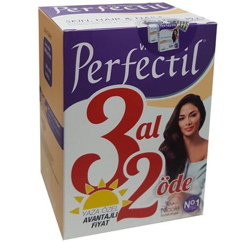Vitabiotics - Vitabiotics Perfectil Skin,Hair,Nails 90 Tablets