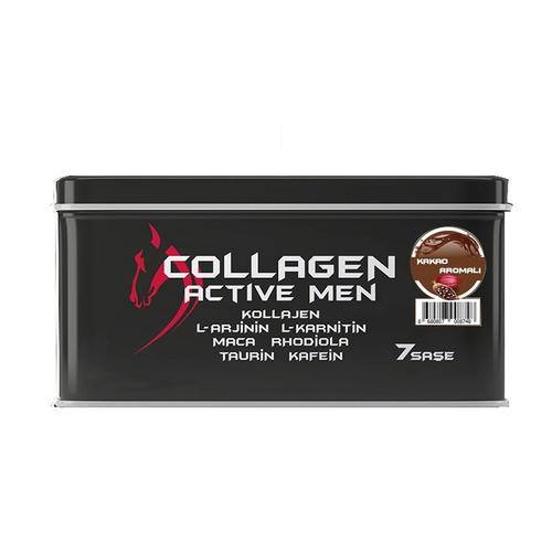 Voonka - Voonka Collagen Active Men 7 Saşe Kakao Aromalı