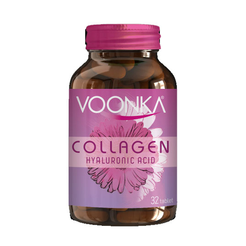 Voonka - Voonka Collagen Hyaluronic Acid 32 Tablet