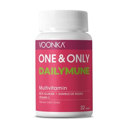 Voonka - Voonka One & Only Dailymune Multivitamin 32 Tablet