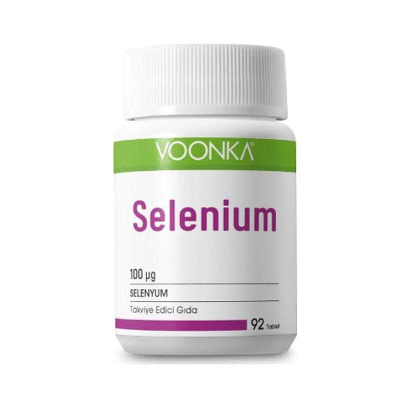 Voonka - Voonka Selenium 92 Kapsül