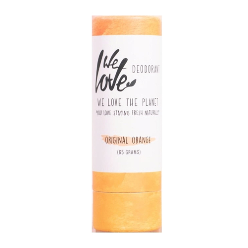 We Love The Planet - We Love The Planet Original Orange Enerji Verici Deodorant 65 g