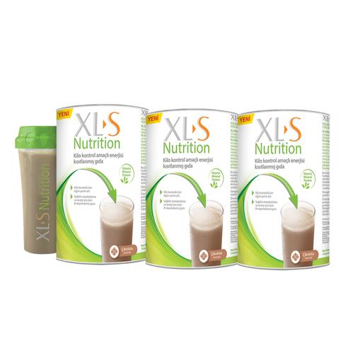 XL-S - XL-S Nutrition Avantajlı Paket 3 al 2 Öde