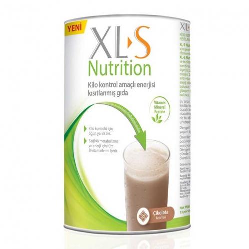 XL-S - XL-S Nutrition Çikolatalı Enerjisi Azaltılmış Takviye Edici Gıda 520 gr