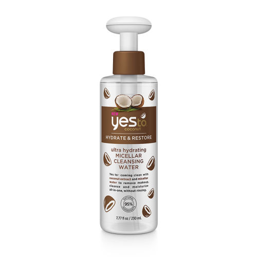 Yesto - Yesto Coconut Micellar Water Facial Cleanser 230ml