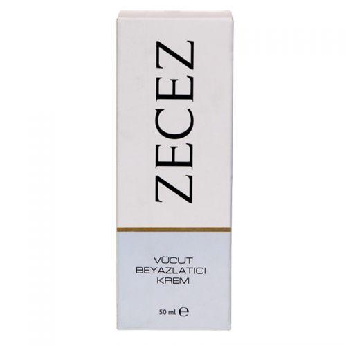 Zecez - Zecez Vücut Beyazlatıcı Krem 50 ml