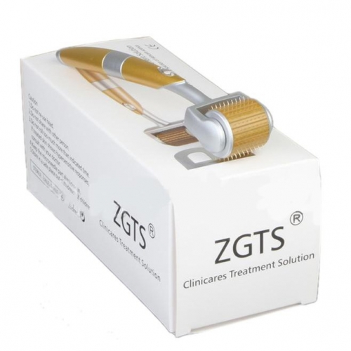 Zgts - ZGTS Clinicares Treatment Solution Dermaroller