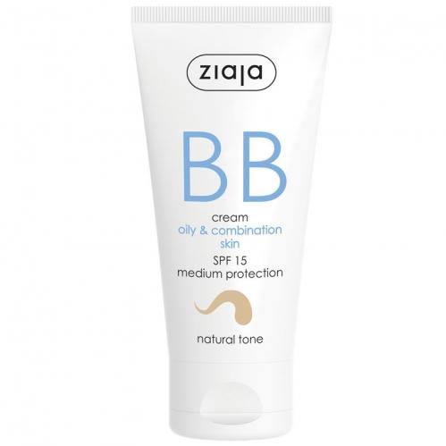 ZIAJA - Ziaja BB Oily ve Combination Krem 50 ml