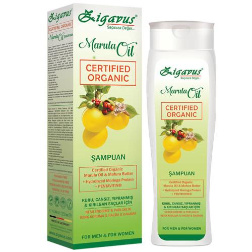 Zigavus - Zigavus Organik Marula Şampuan 250ml