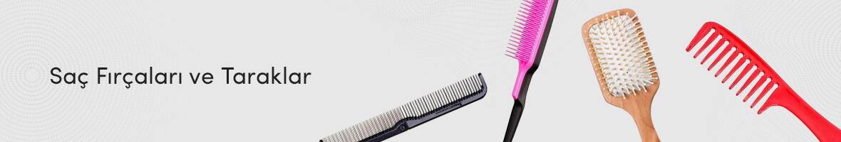 Saç Tarakları ve Fırçaları