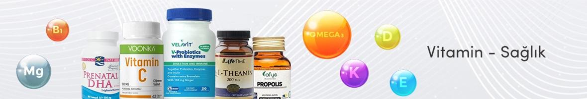 Vitamin ve Sağlık Ürünleri
