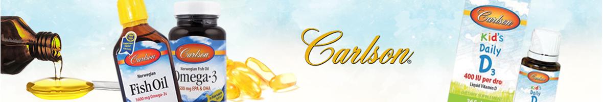 Carlson Omega 3 Ürünleri