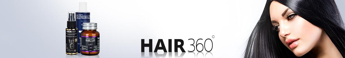 Hair 360 Ürünleri