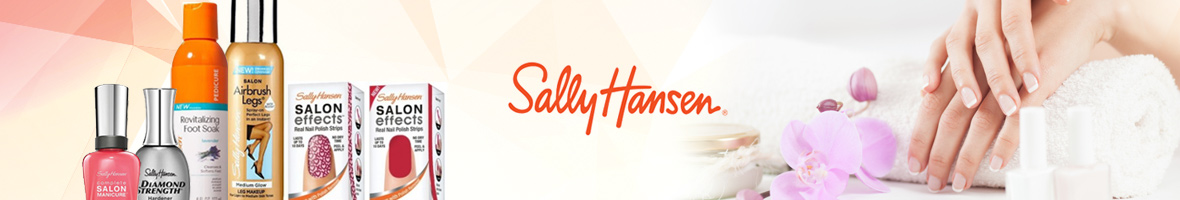 Sally Hansen Ürünleri
