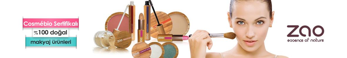 Zao Doğal Makyaj Ürünleri