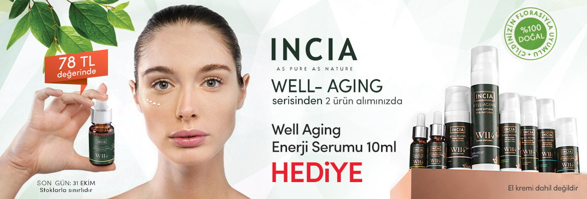 Incia well aging