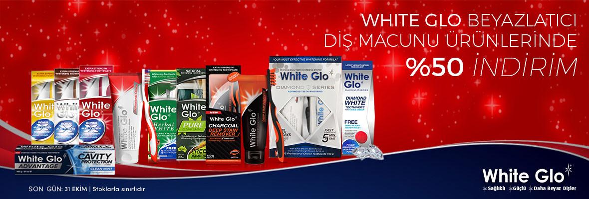 White Glo Ürünleri