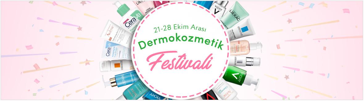21-28 Ekim Dermokozmetik Haftası