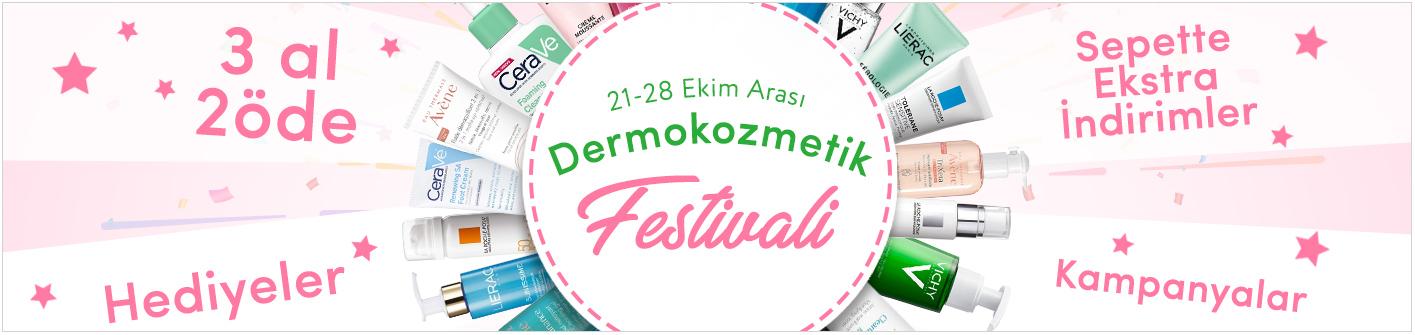 21-28 Ekim Arası Dermokozmetik Haftası