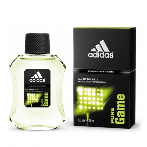 Adidas - Adidas Pure Game EDT 100 ml Erkek Parfüm