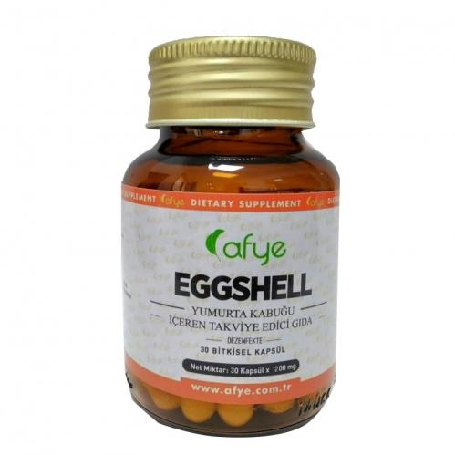 Afye - Afye Yumurta Kabuğu Takviye Edici Gıda 30 Kapsül