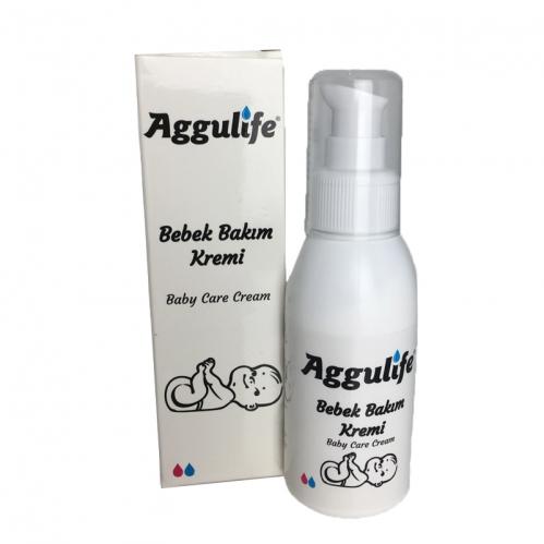 Aggulife - Aggulife Bebek Bakım Kremi 100 ml