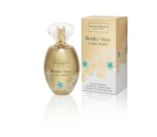Alein Delon - Alaın Delon Rendez Vous A Saınt Tropez Edt Kadın Parfüm 100 ml