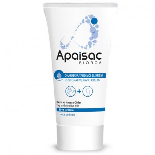 Biorga - Apaisac Biorga Restorative Hand Cream 50 ml