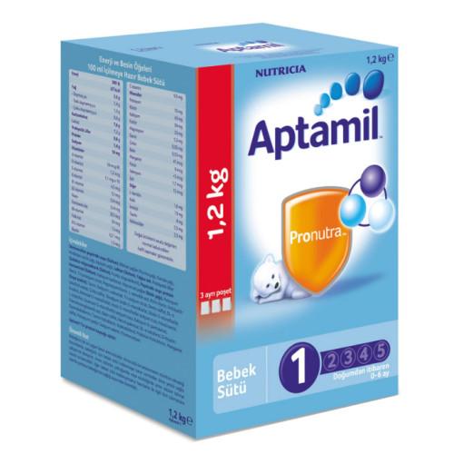 Nutricia - Nutricia Aptamil 1 1200 GR